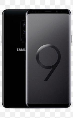 Samsung Galaxy S9 - Samsung Galaxy S9 Smartphone Midnight Black PNG