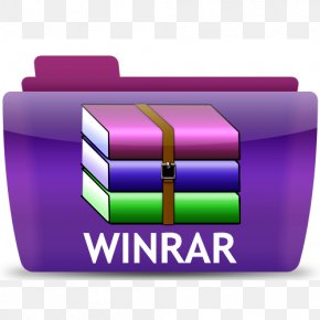 Winrar - WinRAR Zip Computer File Computer Software PNG