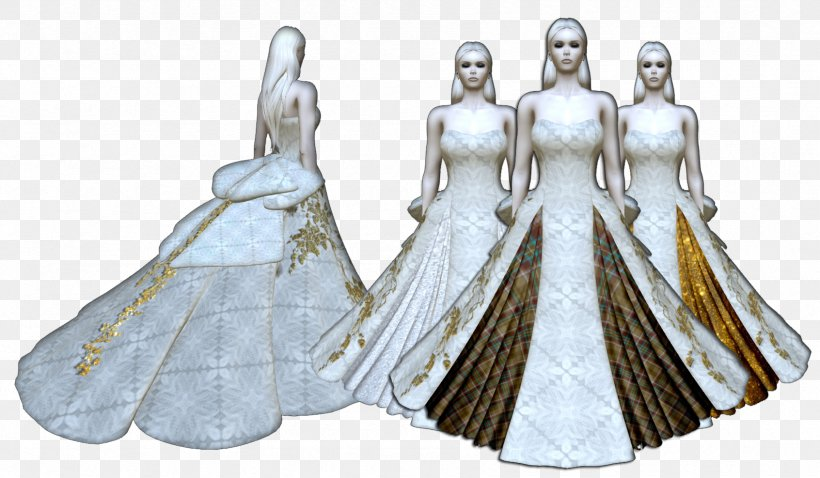 Gown Costume Design Haute Couture Figurine, PNG, 1692x987px, Gown, Costume, Costume Design, Dress, Fashion Download Free