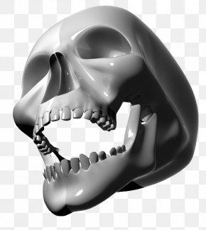 Skull - Skull Head PNG