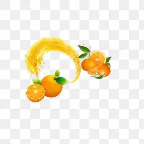 Orange - Clementine Mandarin Orange Tangerine Fruit PNG