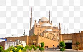 Muhammad - Mosque Of Muhammad Ali Islam Tourist Attraction PNG