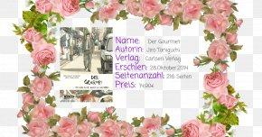 Flower - Picture Frames Flower Rose Clip Art PNG