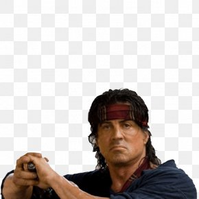 Paperrplane 27 0 1 - Sylvester Stallone Rambo Hollywood Film Producer PNG