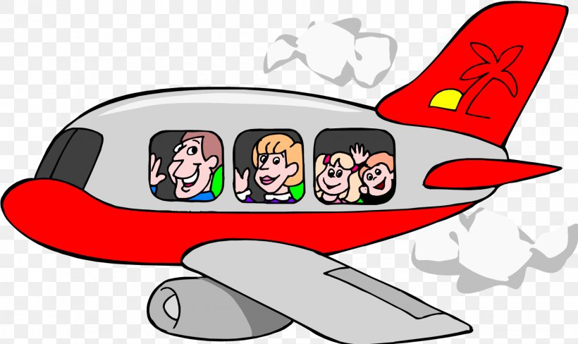 Airplane Flight Fixed Wing Aircraft Child Clip Art Png