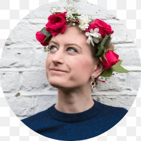 Flower Crown - London Little Free Library Royal Horticultural Society Photography Boys And Children, Sing For Summer PNG