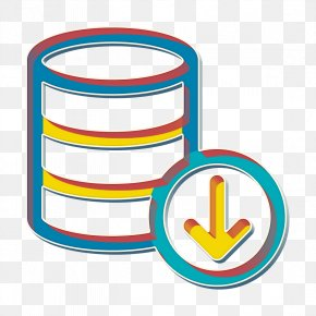 Storage Icon Hosting Icon - Big Data Icon Database Icon Download Icon PNG