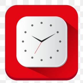 Clock - Clock IOS 7 Clip Art PNG