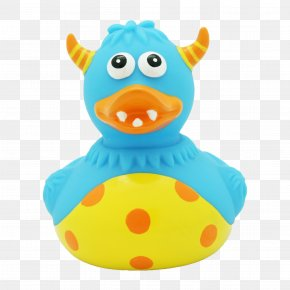Duck - Rubber Duck Natural Rubber Toy Bathtub PNG