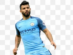 Aguero - Sergio Agüero Manchester City F.C. Argentina National Football Team 2017–18 Premier League Jersey PNG