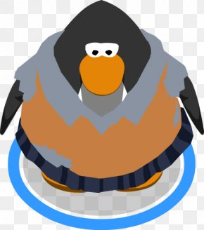 Penguin Low Poly - Club Penguin Island Sprite PNG