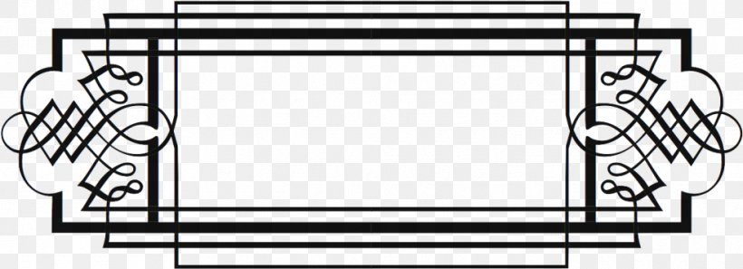 Clip Art Calligraphic Frames And Borders Vector Graphics Png 987x358px Calligraphic Frames And Borders Art Art