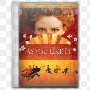 As You Like It - Orange PNG