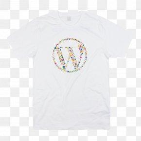 White T-shirt - T-shirt Sleeve Top Symbol PNG