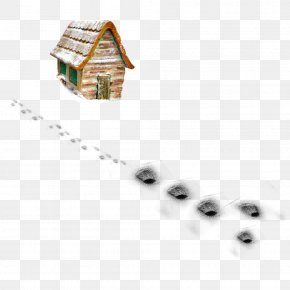 Footprints Free Stock Snow Hut Pull - Snow PNG