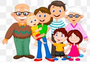 Muslim Kids - Family Clip Art PNG