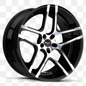 Wheel Rim - Chevrolet Corvette Custom Wheel Vehicle Wheel Sizing PNG