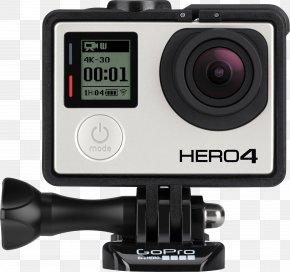 Gopro Camera Free Image - GoPro Hero2 Action Camera Video Camera PNG
