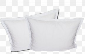 Pillow - Throw Pillow Cushion White PNG
