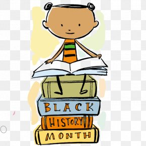 Read Books - United States Black History Month African-American History African American PNG