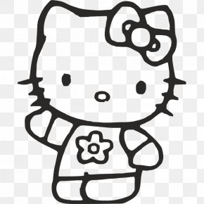 Child - Hello Kitty Coloring Book Colouring Pages Christmas Coloring Pages Drawing PNG