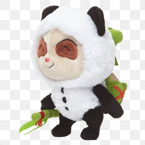 Catalog - League Of Legends Giant Panda Stuffed Animals & Cuddly Toys Plush Riot Games PNG
