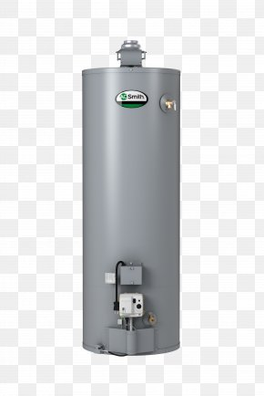 Hot Water - Tankless Water Heating Natural Gas Hot Water Storage Tank PNG