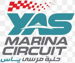 Abu Dhabi Grand Prix 2018 - Yas Marina Circuit Logo Race Track Brand Font PNG