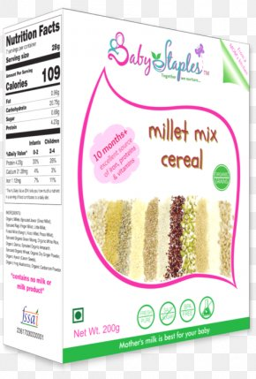 Barley - Baby Food Organic Food Breakfast Cereal Rice Cereal Porridge PNG