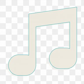 Rectangle Symbol - Music Icon Notes Icon PNG
