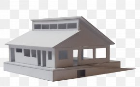 House - Architecture House Room Roof Technical Drawing PNG