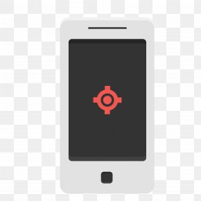 Vector IPhone Mobile Phone - Feature Phone Smartphone Telephone PNG