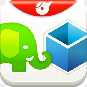 Evernote - Dropbox File Hosting Service PNG