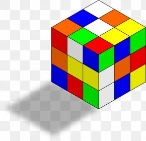 Rubik's - Rubik's Cube Clip Art PNG