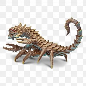 Scorpions - Safari Ltd Dragon Toy Desert Animal Figurine PNG