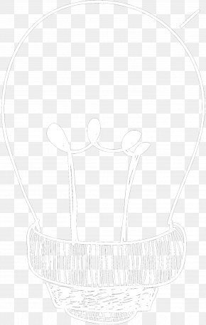 M Headgear - Sketch Product Design Black & White PNG