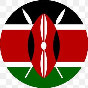 Flag - Flag Of Kenya National Flag Flag Of Palestine PNG
