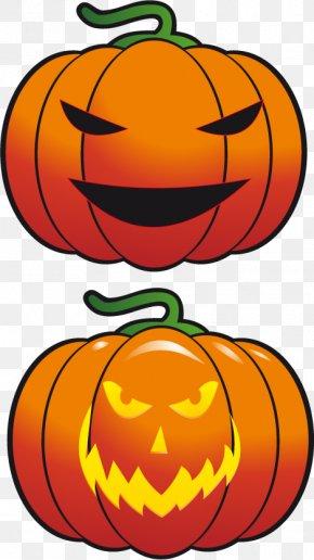 Halloween Pumpkin - Halloween Pumpkin Euclidean Vector PNG