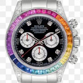 Rolex - Rolex Daytona Rolex Datejust Rolex GMT Master II Watch PNG