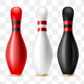 Bowling - Bowling Pin Ten-pin Bowling Ball PNG