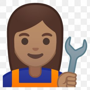 Emoji - Emojipedia Human Skin Color Laborer PNG