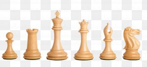 Chess - Chess Piece Staunton Chess Set United States Chess Federation King PNG