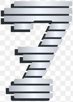 Number Seven Deco Transparent Clip Art Image - Clip Art PNG