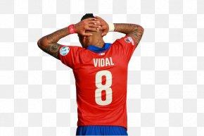 Football - 2015 Copa América Chile National Football Team Jersey Sport PNG