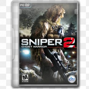 Sniper Ghost Warrior 2 - Soldier Pc Game Film Video Game Software PNG
