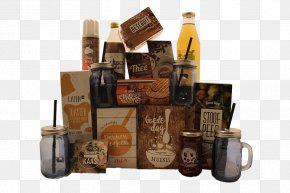 Good Day - B + B Specials Kerstpakket Food Gift Baskets Liqueur Lake PNG