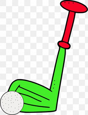 Junior Golf Cliparts - Miniature Golf Golf Club Clip Art PNG