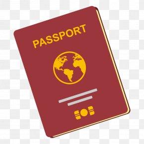 Vector Travel Passport - Passport Icon PNG