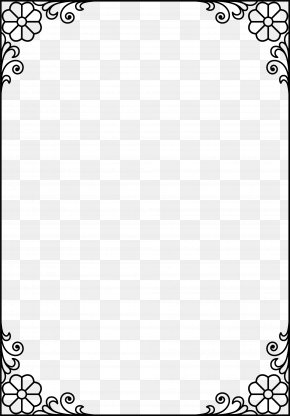 Black Frame PNG