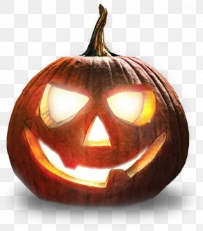 Pumpkin Lantern - Jack-o'-lantern Calabaza Pumpkin Halloween PNG